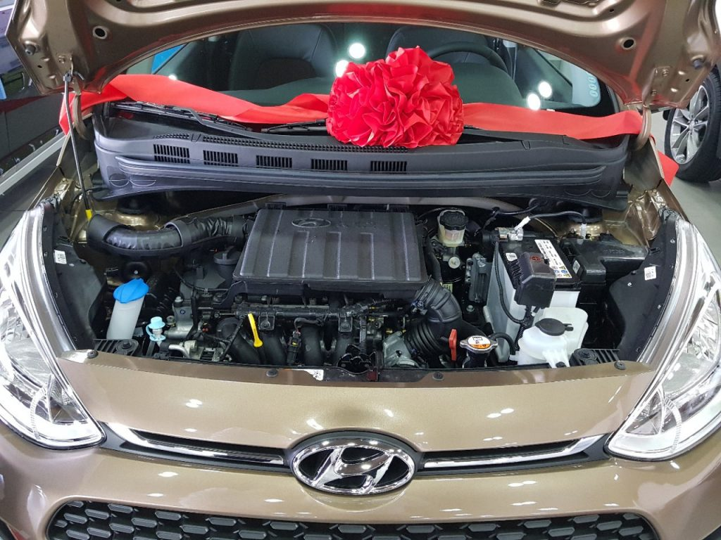 Hyundai I10 sedan 1.2 MT 2019