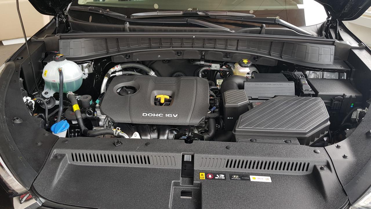 Hyundai Kona 1.6 Turbo 2019