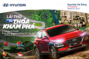 Cuộc thi Hyundai Kona – Thỏa Khám Phá